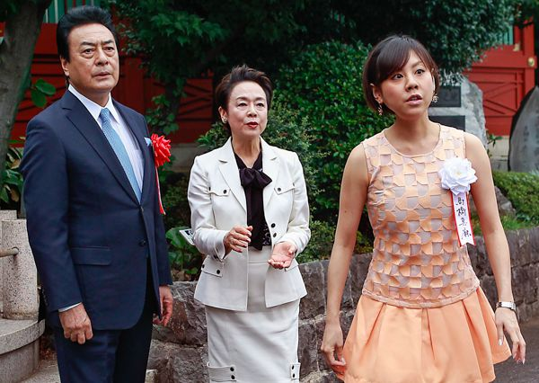 Image result for 高橋真麻 小林亜紀子