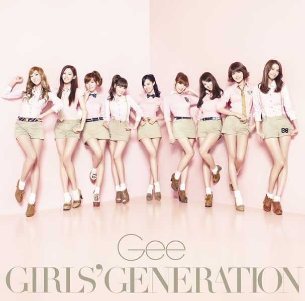 Image result for 少女時代 Gee