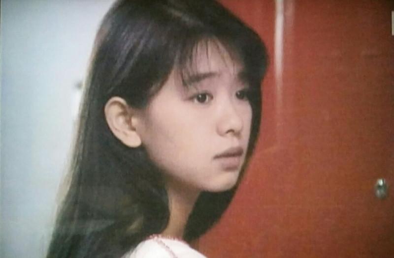 Image result for 裕木奈江 ポケベルが鳴らなくて