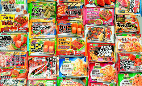 Image result for 冷凍食品