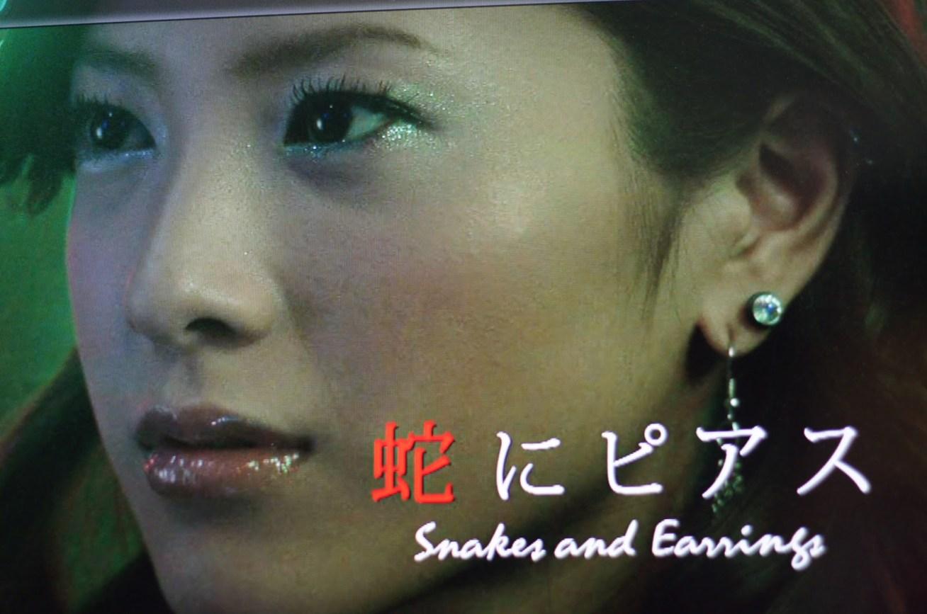 蛇にピアス