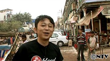 Image result for 有吉 インド