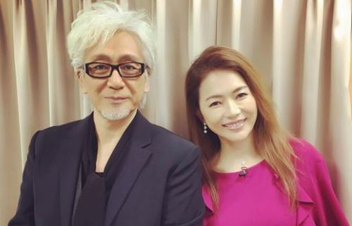 Image result for 玉置浩二と青田典子 昔