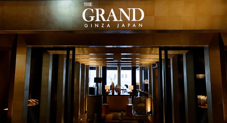 THE GRAND GINZA에 대한 이미지 검색결과