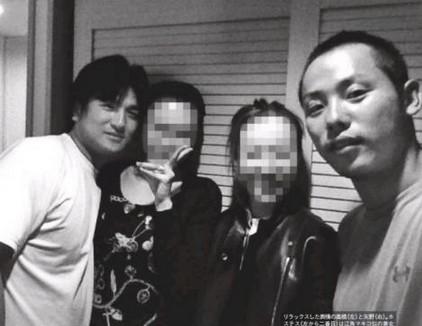 「高橋由伸 スキャンダル」の画像検索結果
