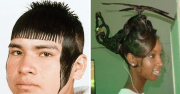 hilariously bad haircuts
