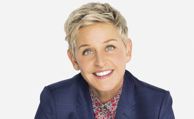 Ellen Degeneres Revealed Her Stepfather Was Groping Her
