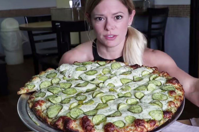 Image result for Pickle Pizzas Might Be The Next Big Food Trend