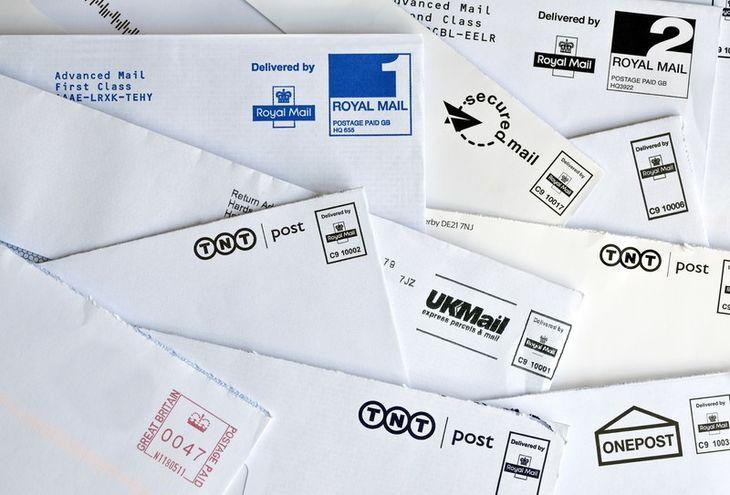 Arregla el correo para que no te ahogues en una ruma de papeles.