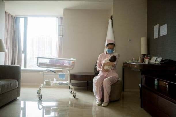 Resultado de imagen de maternidad china