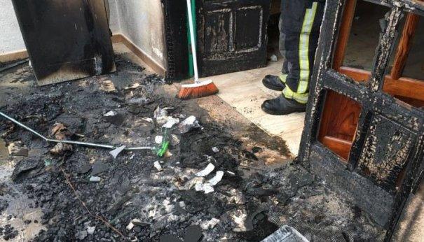 Una estufa provoca un incendio en una vivienda de Puerto del ...