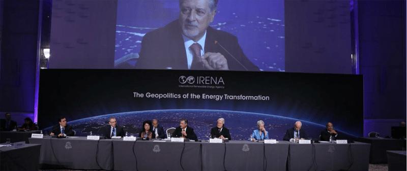 Asamblea de Irena.