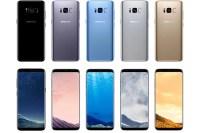 Samsung Galaxy S8 Farben - Welche Varianten stehen zur ...