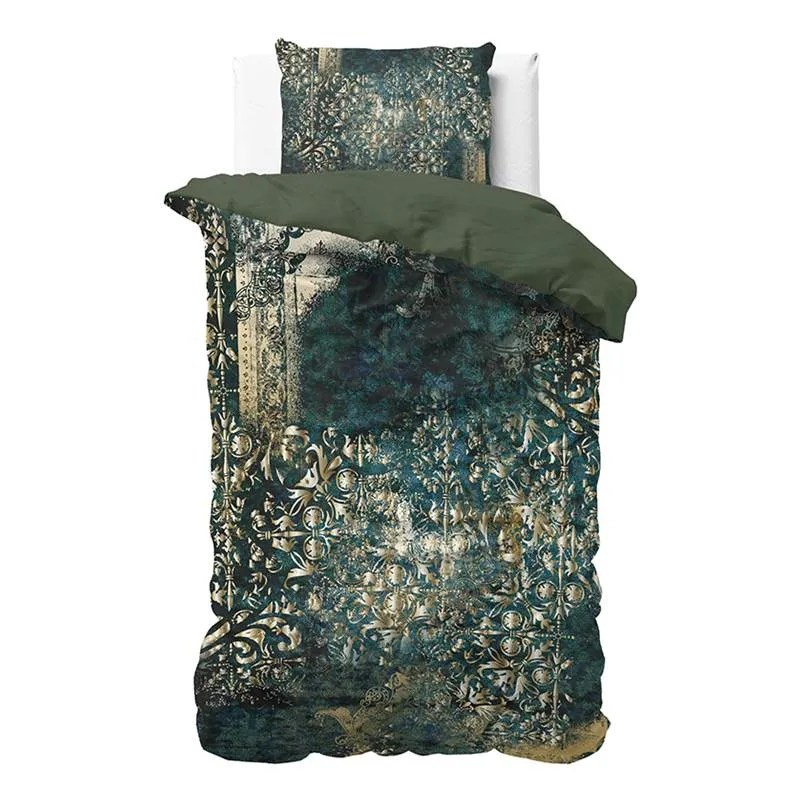 Dreamhouse Bedding Furtrix dekbedovertrek  Taupe