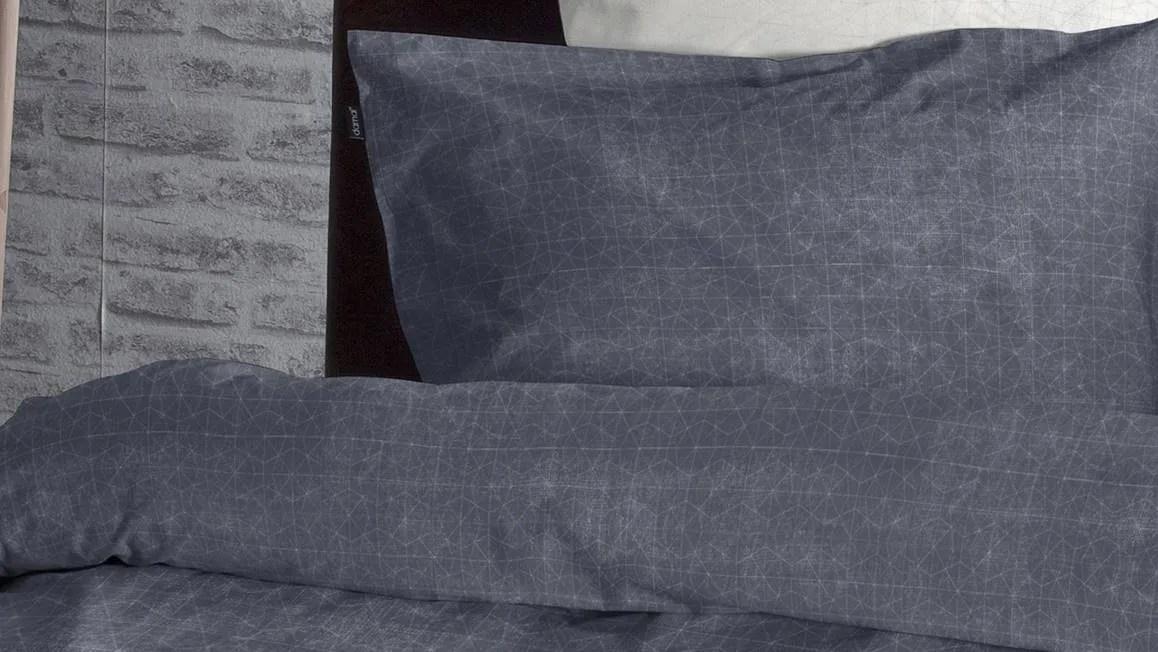 Damai Kreck dekbedovertrek  Navy  Smulderstextielnl