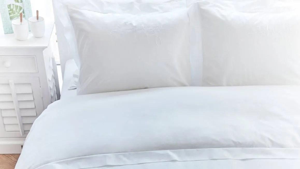 Rivira Maison Luxury dekbedovertrek  White