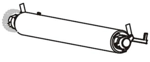Recipiente 406043 Ricoh Sp240sf Para Toner Residual 25000