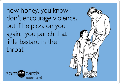 Some e cards mother advice to child