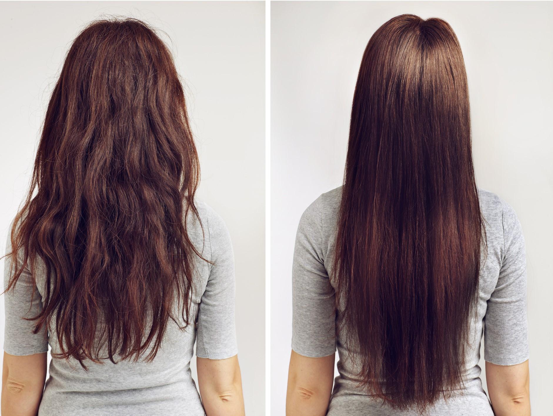 Permanent Hair Straightening  SoPostedcom