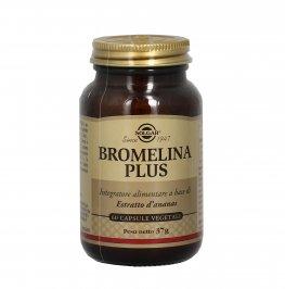 Bromelina Plus - Estratto di Gambo di Ananas