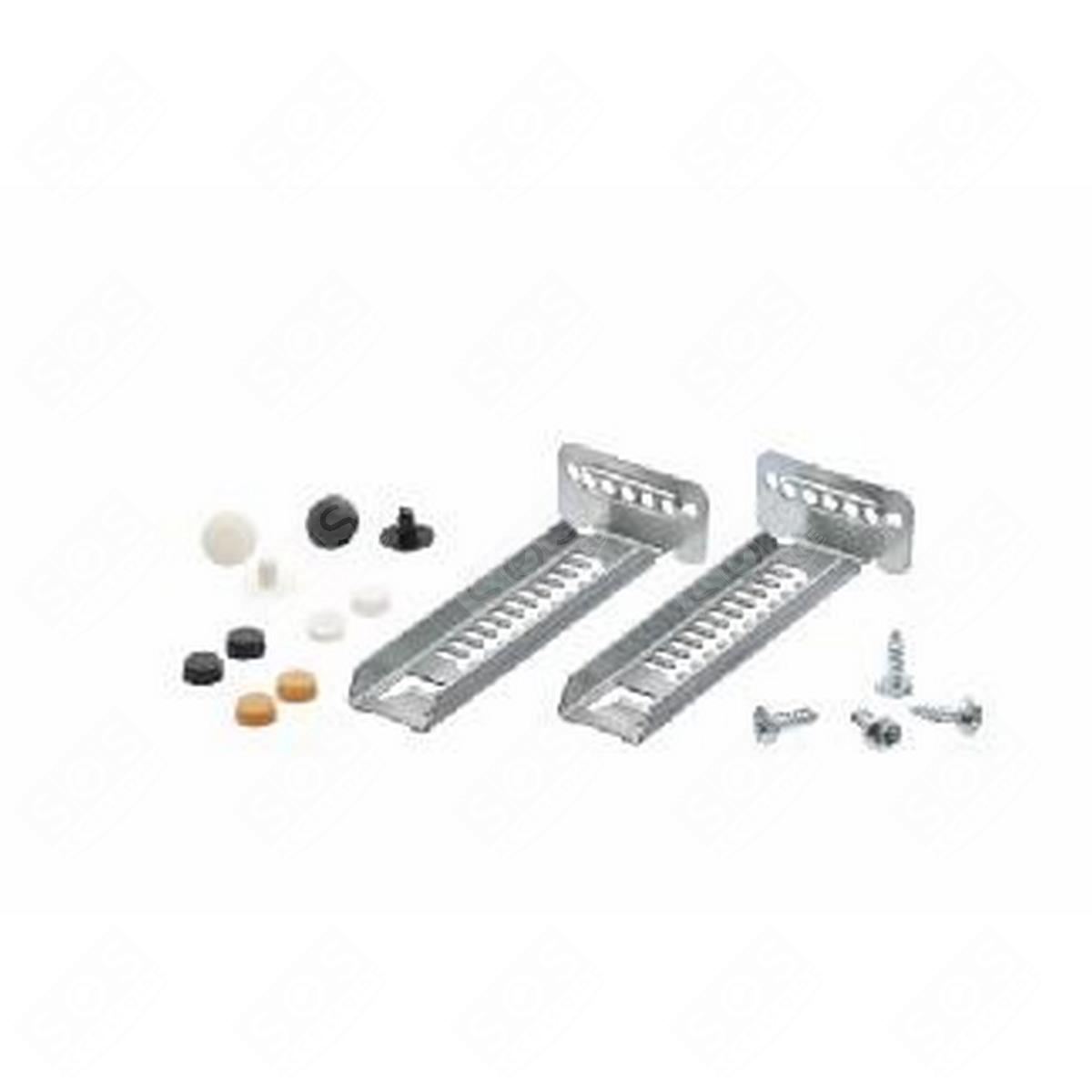 Base board mounting kit BOSCH, GAGGENAU, NEFF, SIEMENS