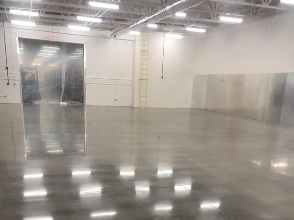 Concrete Floor Polishing  Ground Floor Contractors