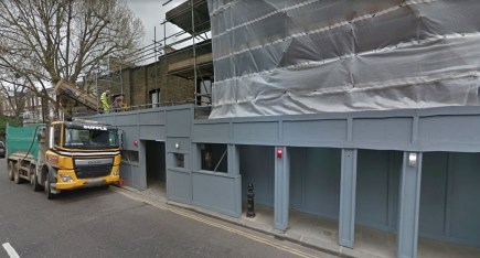 Screed in London, London screed, Screeding London
