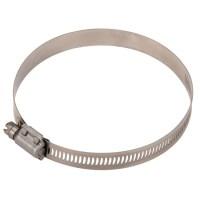 Airaid 9408 Hose Clamp, Stainless Steel, 4 - 4-7/8 Inch, Each