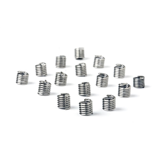 Holley 26-3 Heli-Coil Inserts for Fuel Bowl Screws