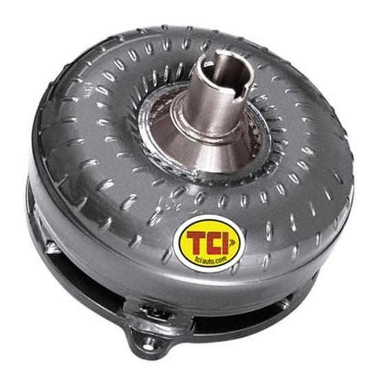 Jetaway Transmission Torque Converter And Clutch Detail