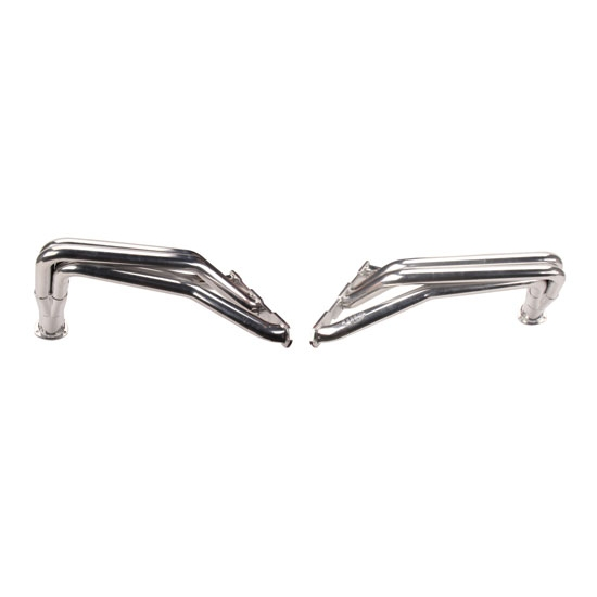New ACH Coated 1955-1957 Chevy Fenderwell Headers 1-3/4