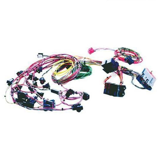 Painless Wire Harness For V8 S10 S10 V8 Swap Wiring Wiring
