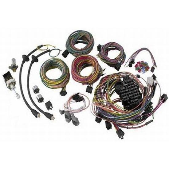 Auto Wire Harness American Autowire Highway Complete Wiring