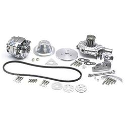 Small Block Chevy Inboard Drive Kits, Alternator & A/C