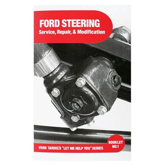 1955 Ford F100 Power Steering