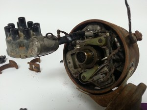 241 Dodge Hemi Distributor Rebuild