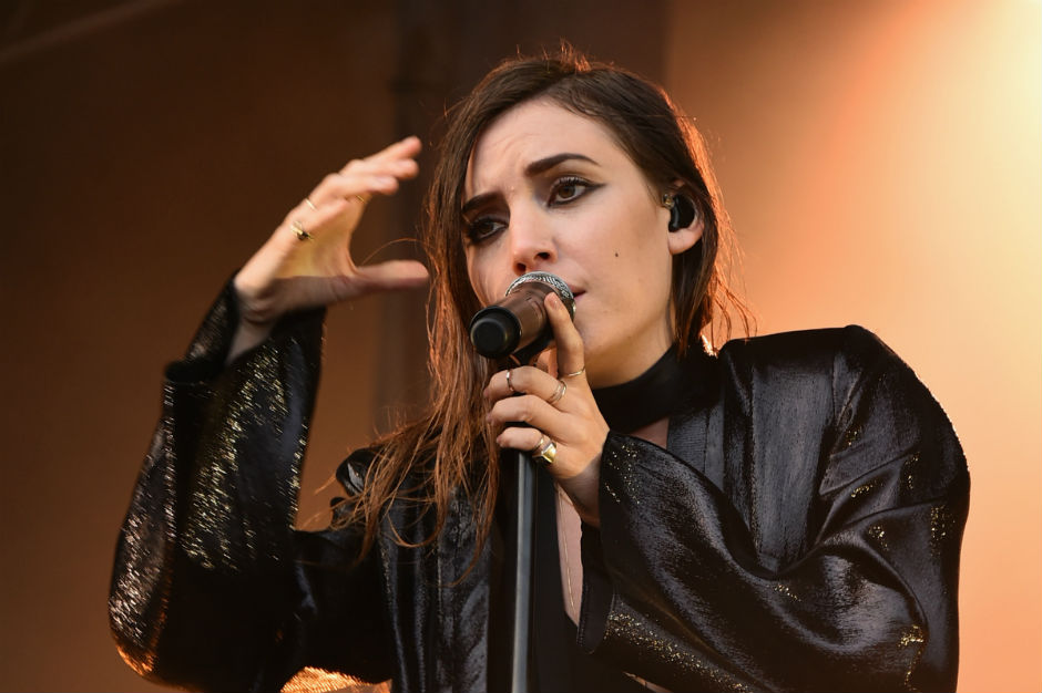 Lykke Li Learns That U2 Are Kind of a Big Deal After