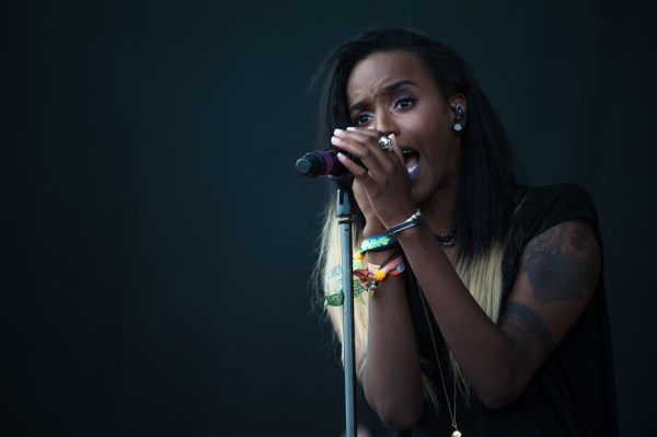 Angel Haze Storms Back on Thumping New Single Impossible