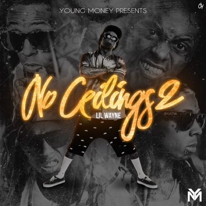 lil wayne drops no ceilings 2 mixtape