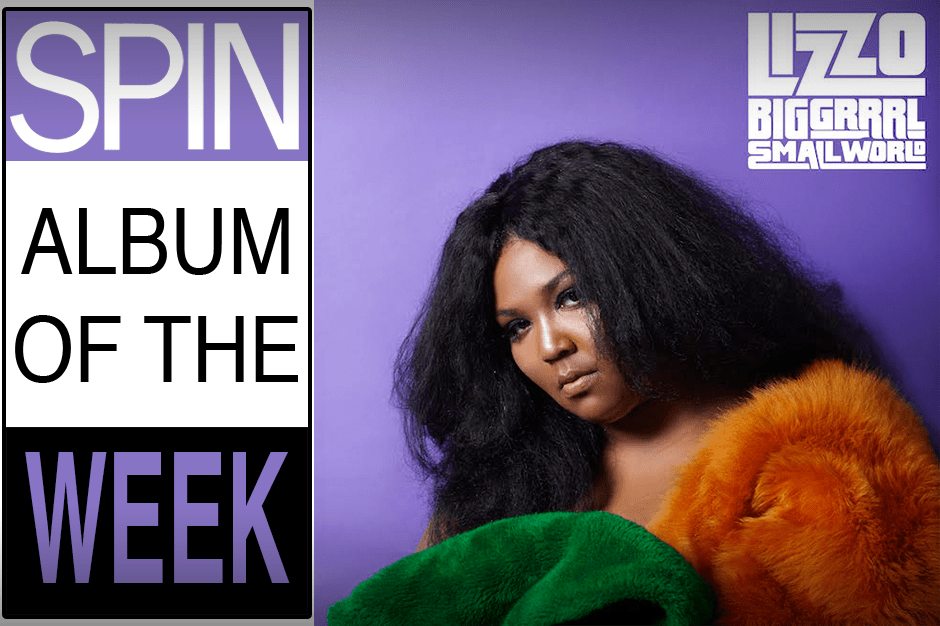 Review Lizzo Big GRRRL Small World  SPIN