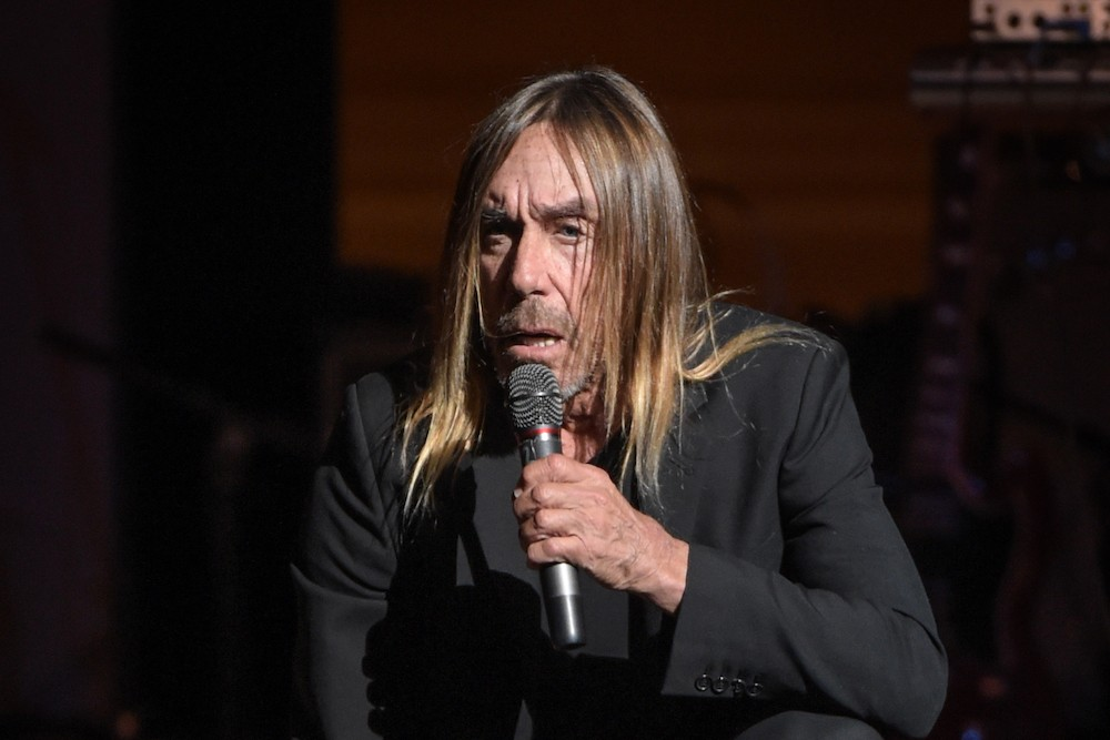 Iggy Pop and Oneohtrix Point Never Song Featured in Good