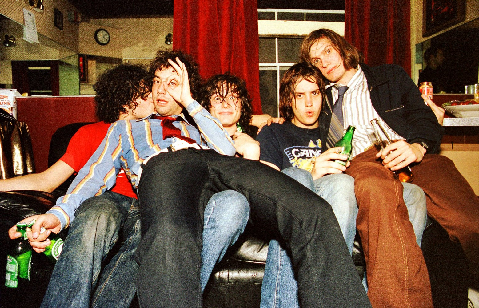 Maine Fall Wallpaper The Strokes Our 2003 Cover Story The Rebirth Of Cool