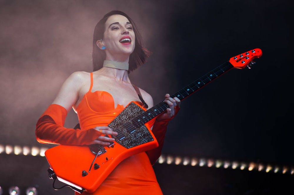The soundtrack may even foreshadow some of the twists in behind her eyes staggering ending. St Vincent Covers Stairway To Heaven On Guitar St Vincent Shares Video Of Herself Fumbling Through Stairway To Heaven Spin
