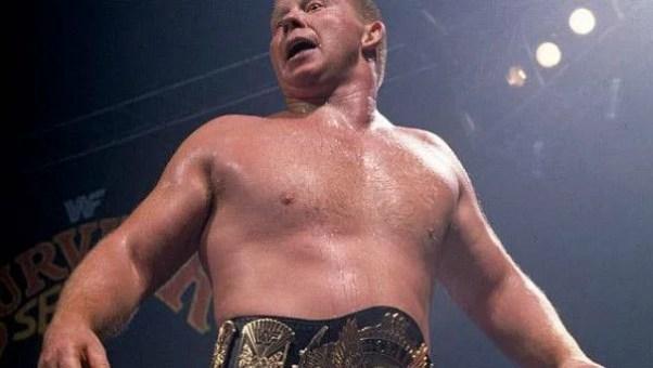 WWE Champion Bob Backlund