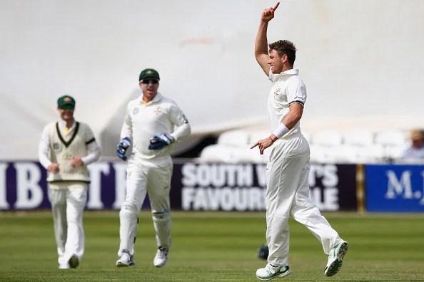 Somerset v Australia - Tour Match