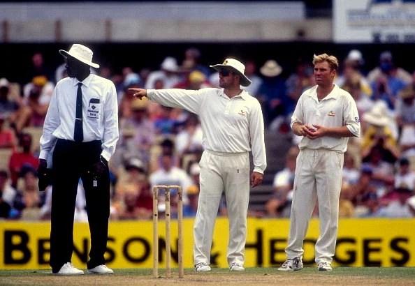 Australia v England, 3rd Test , Sydney, January 1994-95