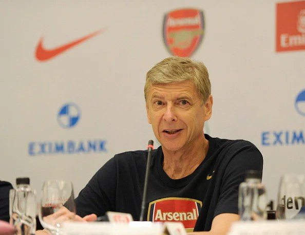 Arsenal FC Media Activity in Jakarta