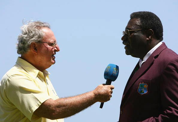 West Indian commentator Tony Cozier dies at 75