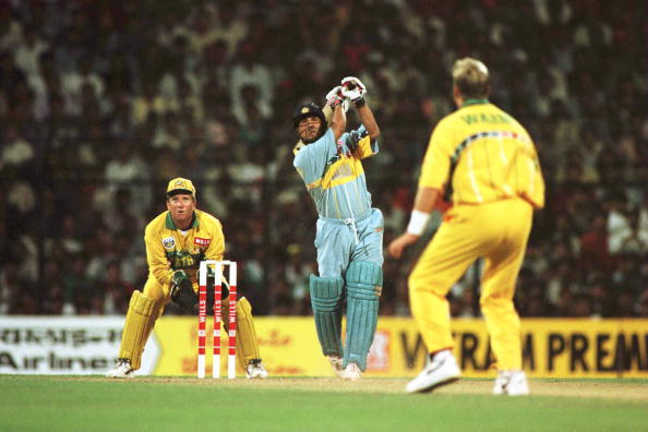 Sachin Tendulkar's brilliant performances in the 1996 World Cup were not enough