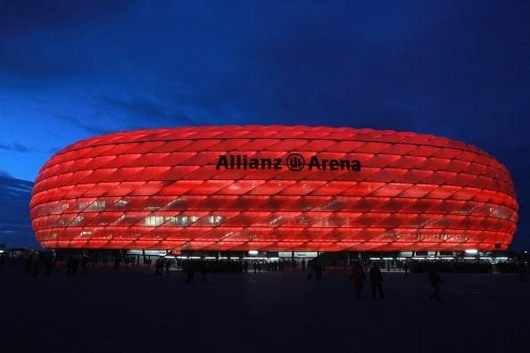 FC Bayern Muenchen v CFR Cluj - UEFA Champions League